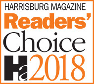 2018 Harrisburg Magazine Readers Choice Divorce Lawyer