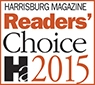 2015 Harrisburg Magazine Readers Choice Divorce Attorney
