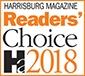 2018 Harrisburg Magazine Readers Choice Divorce Lawyer